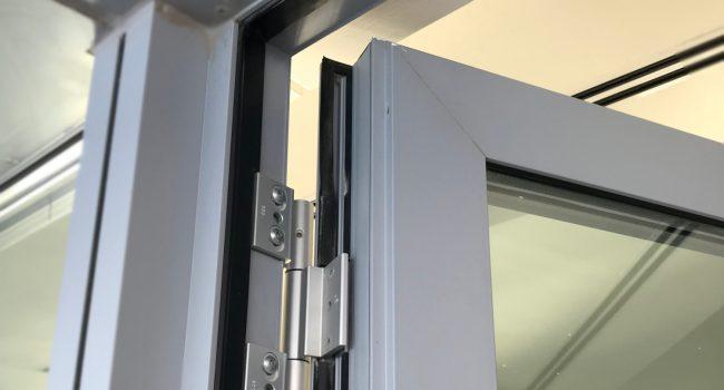 Ferrum metalistería Barcelona ventana de aluminio